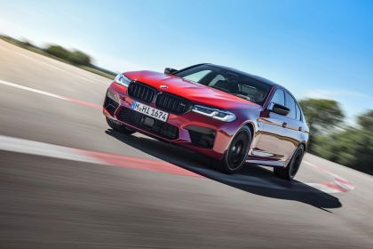 2021 BMW M5 ( F90 ) Competition 1