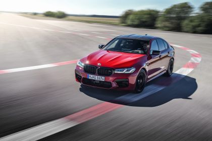 2021 BMW M5 ( F90 ) Competition 3