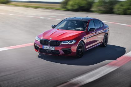 2021 BMW M5 ( F90 ) Competition 4