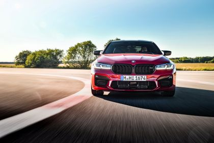 2021 BMW M5 ( F90 ) Competition 5