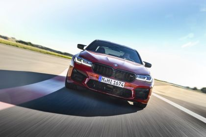2021 BMW M5 ( F90 ) Competition 6