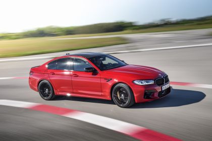 2021 BMW M5 ( F90 ) Competition 7
