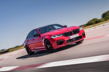 2021 BMW M5 ( F90 ) Competition 8