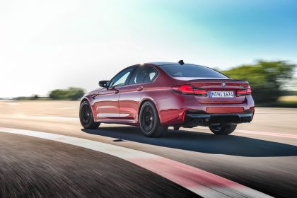 2021 BMW M5 ( F90 ) Competition 10