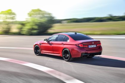 2021 BMW M5 ( F90 ) Competition 11