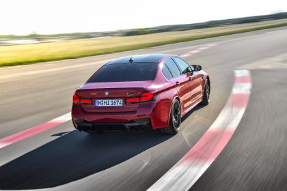 2021 BMW M5 ( F90 ) Competition 12