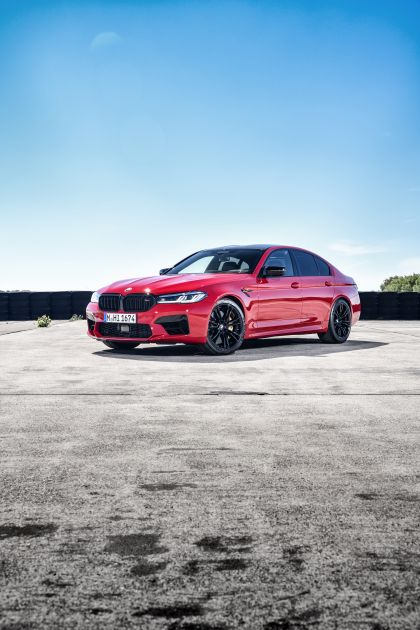 2021 BMW M5 ( F90 ) Competition 21