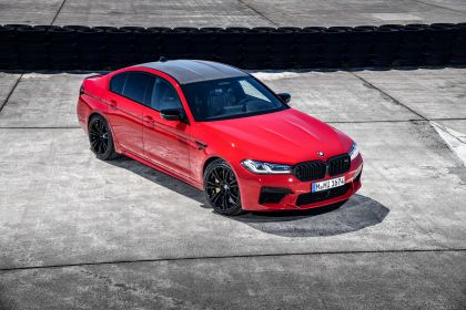 2021 BMW M5 ( F90 ) Competition 22
