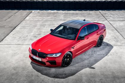 2021 BMW M5 ( F90 ) Competition 23