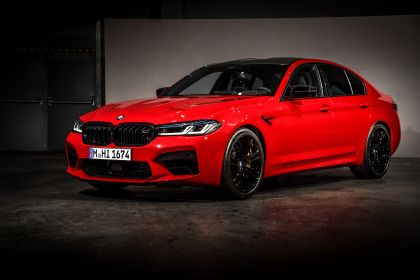 2021 BMW M5 ( F90 ) Competition 37