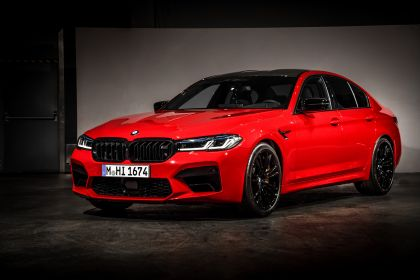 2021 BMW M5 ( F90 ) Competition 38
