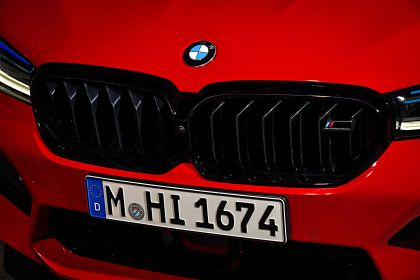 2021 BMW M5 ( F90 ) Competition 50