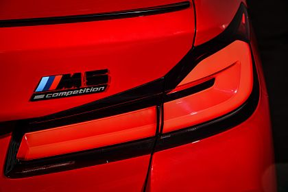 2021 BMW M5 ( F90 ) Competition 55