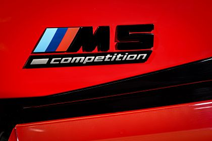 2021 BMW M5 ( F90 ) Competition 56
