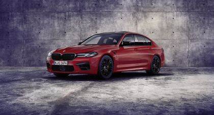 2021 BMW M5 ( F90 ) Competition 67