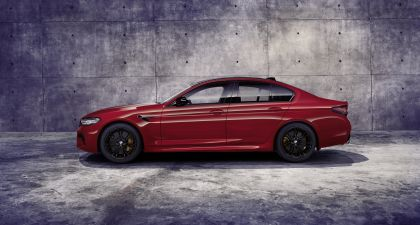 2021 BMW M5 ( F90 ) Competition 68