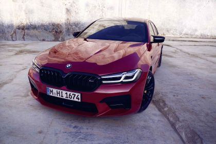2021 BMW M5 ( F90 ) Competition 72
