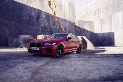2021 BMW M5 ( F90 ) Competition 73