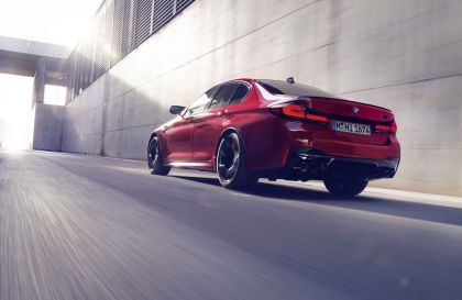 2021 BMW M5 ( F90 ) Competition 82