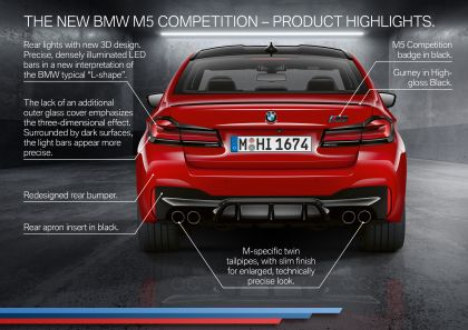 2021 BMW M5 ( F90 ) Competition 96