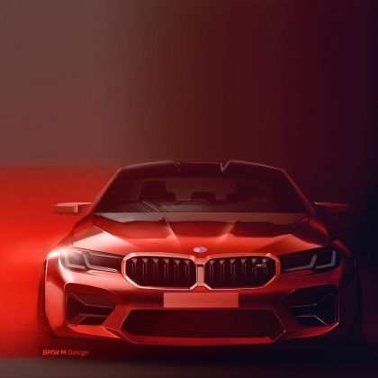 2021 BMW M5 ( F90 ) Competition 97