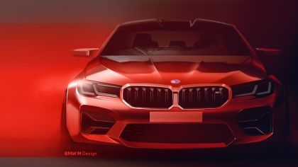 2021 BMW M5 ( F90 ) Competition 98