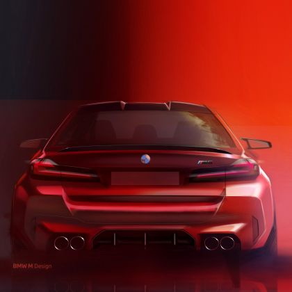 2021 BMW M5 ( F90 ) Competition 101