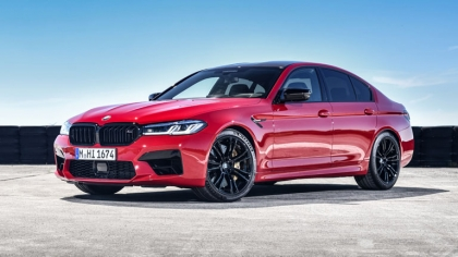 2021 BMW M5 ( F90 ) Competition 2
