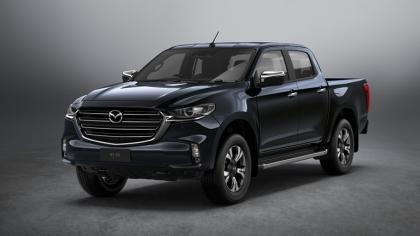 2021 Mazda BT-50 - Australian version 3