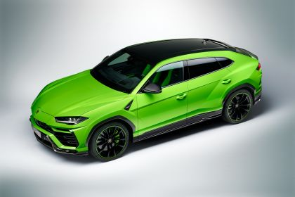 2021 Lamborghini Urus Pearl Capsule 1