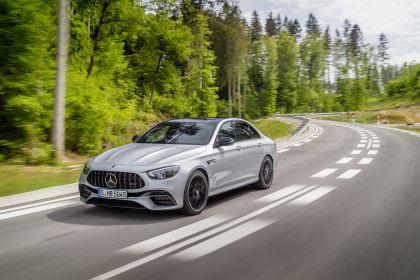 2021 Mercedes-AMG E 63 S 4Matic+ 1