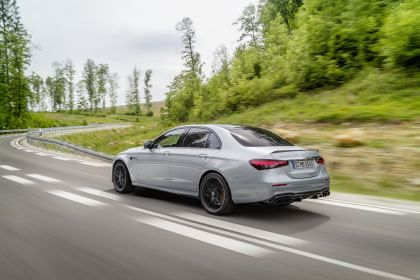 2021 Mercedes-AMG E 63 S 4Matic+ 2