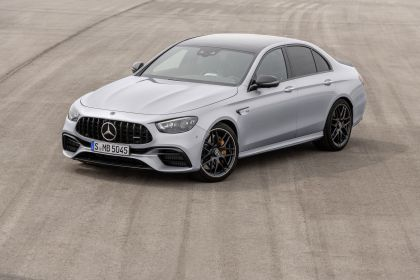 2021 Mercedes-AMG E 63 S 4Matic+ 8