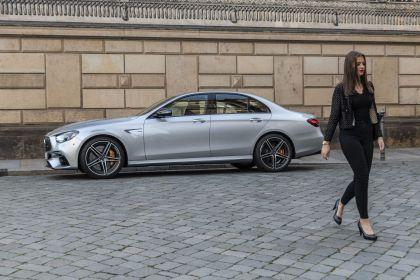 2021 Mercedes-AMG E 63 S 4Matic+ 45