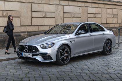 2021 Mercedes-AMG E 63 S 4Matic+ 46