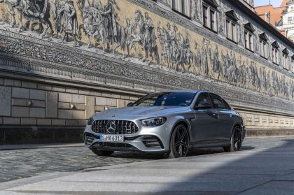2021 Mercedes-AMG E 63 S 4Matic+ 60