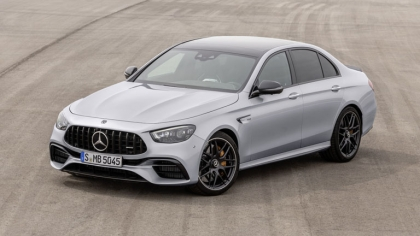 2021 Mercedes-AMG E 63 S 4Matic+ 2