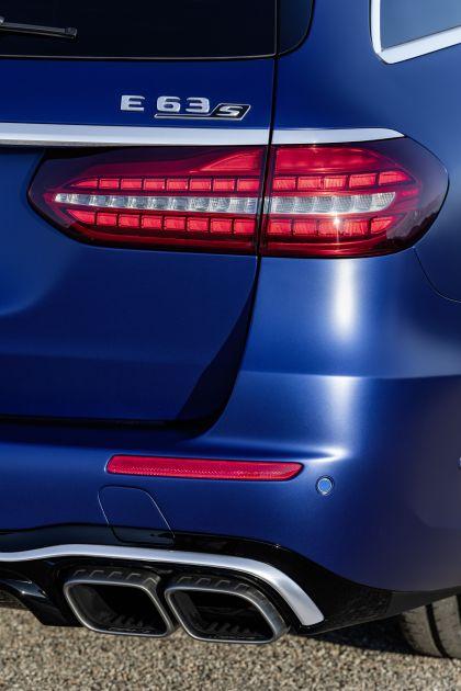 2021 Mercedes-AMG E 63 S 4Matic+ Estate 25