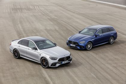 2021 Mercedes-AMG E 63 S 4Matic+ Estate 27
