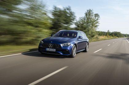 2021 Mercedes-AMG E 63 S 4Matic+ Estate 41