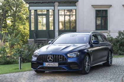 2021 Mercedes-AMG E 63 S 4Matic+ Estate 72