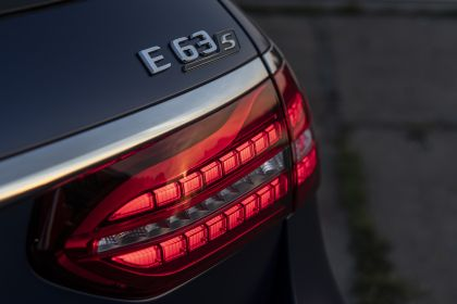 2021 Mercedes-AMG E 63 S 4Matic+ Estate 83