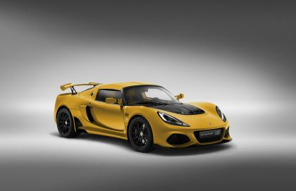 2020 Lotus Exige Sport 410 20th Anniversary 12