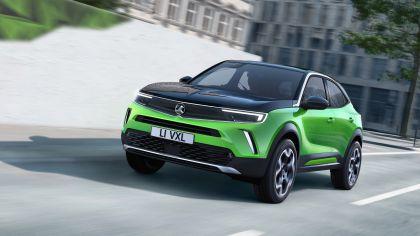 2021 Vauxhall Mokka-e 1
