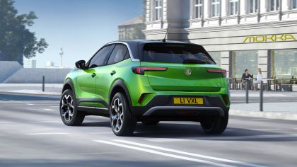 2021 Vauxhall Mokka-e 3