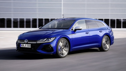 2020 Volkswagen Arteon Shooting Brake R 4