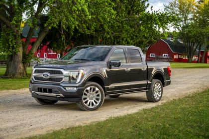 2021 Ford F-150 2