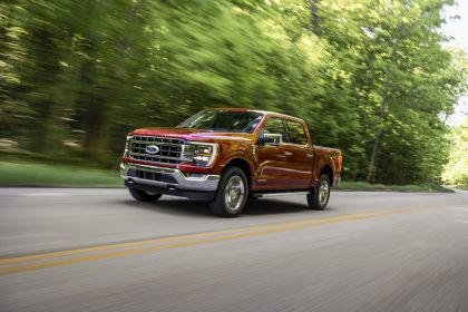 2021 Ford F-150 11