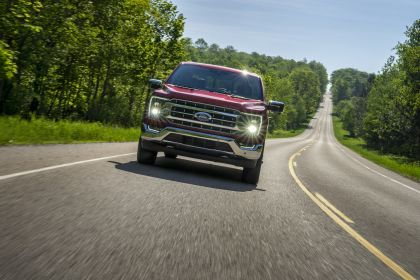 2021 Ford F-150 12