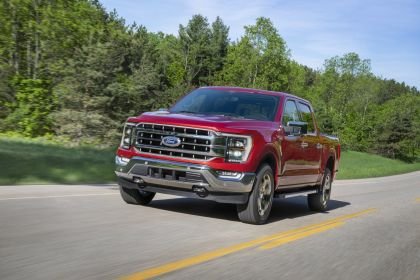 2021 Ford F-150 13